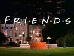 Friends on Netflix