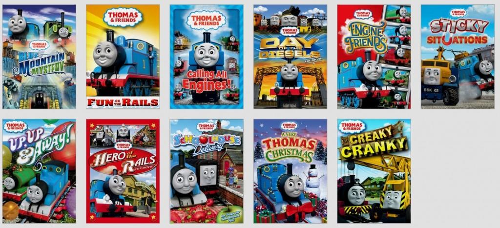 Thomas on US Netflix