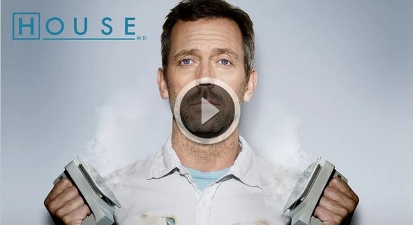 Dr House on Netflix