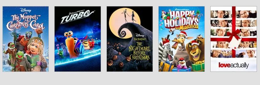 Christmas on Netflix