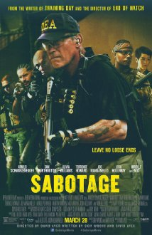 Sabotage on UK Netflix