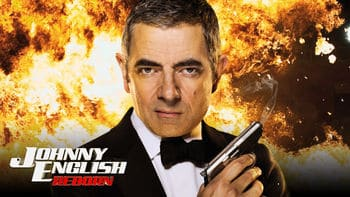 johnny English on Netflix