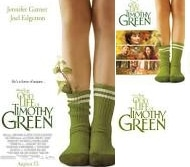 The Odd Life of Timothy Green on UK Netflix