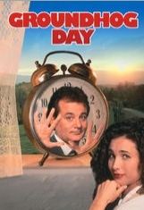Groundhog Day on Netflix and Amazon