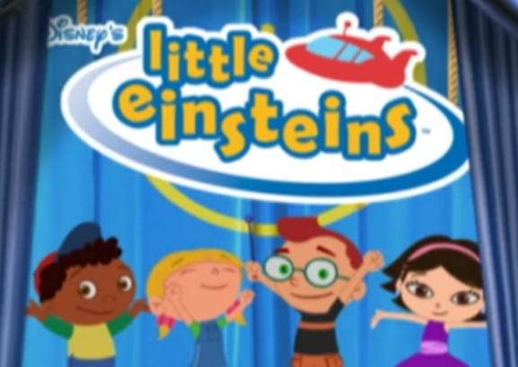 Little Einsteins online