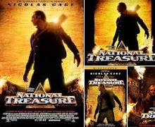 National Treasure on Netflix