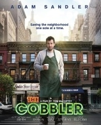 The Cobbler on Netflix