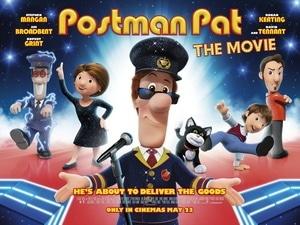 Postman Pat on Netflix