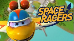 Space Racers on Netflix