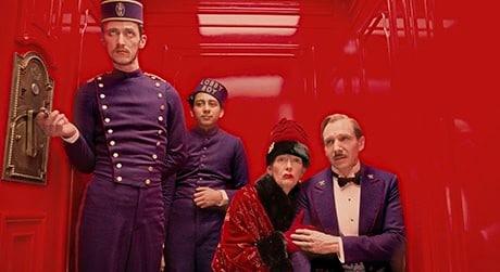 Grand Hotel Budapest on Netflix