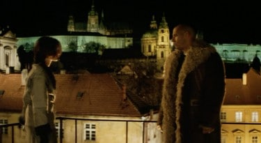 Vin Diesel in Prague