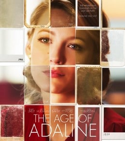 age of Adaline on Netflix