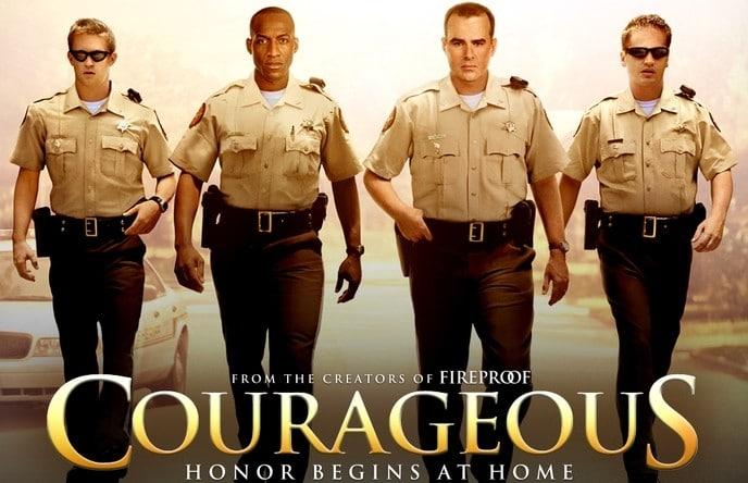 Courageous on Netflix