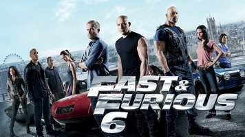 Fast and Furious 6 on Netflix
