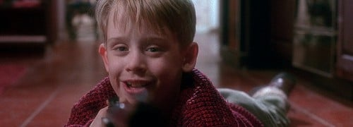Home Alone on Netflix