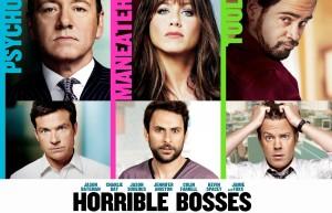 Horrbile Bosses 2 on Netflix