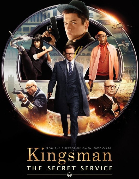 Kingsman on Netflix