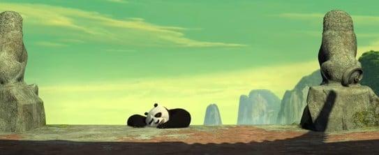 Kung Fu Panda on Netflix