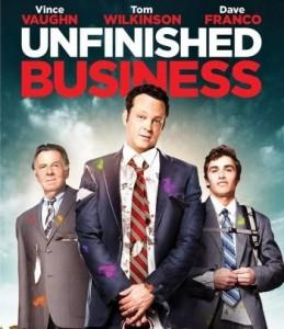 Unfinished Business on netflix