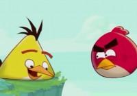 Angry Birds on Netflix