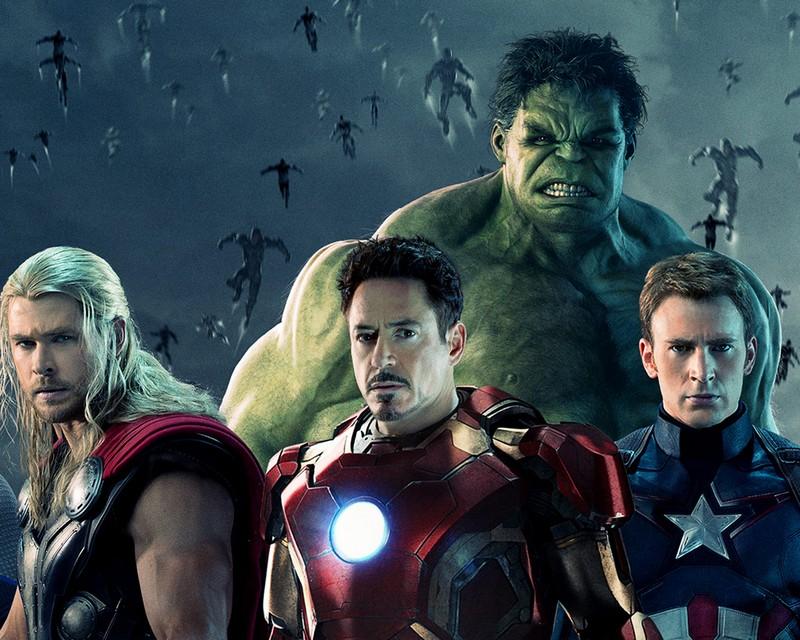 Avengers on Netflix