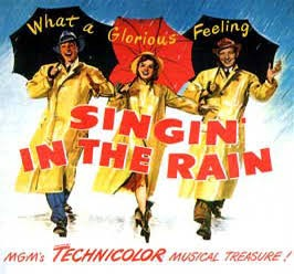 Singin in the rain on Netflix