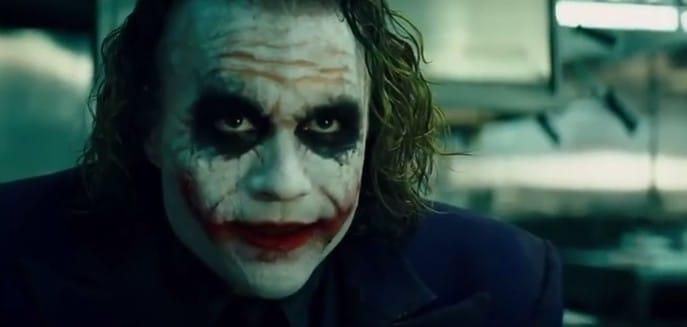 The Dark Knight on Netflix