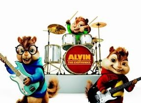 Alvin and the Chipmunks on Netflix