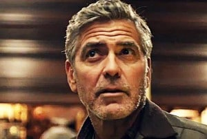 George Clooney in Tomorrowland on Netflix