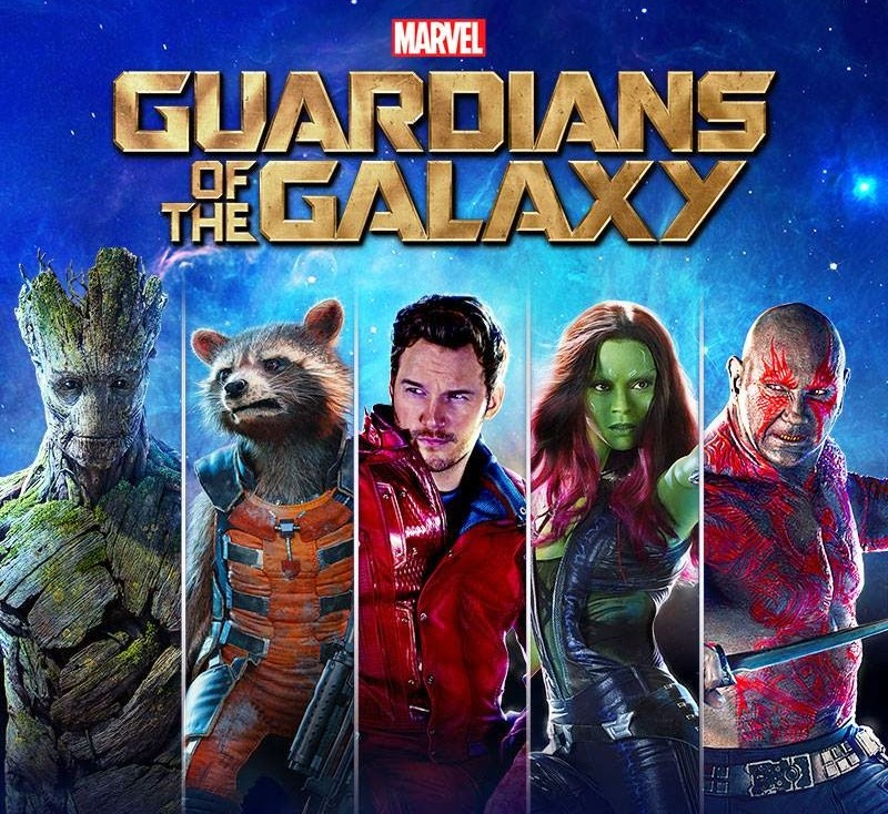 Guardians of the Galaxy on Netflix