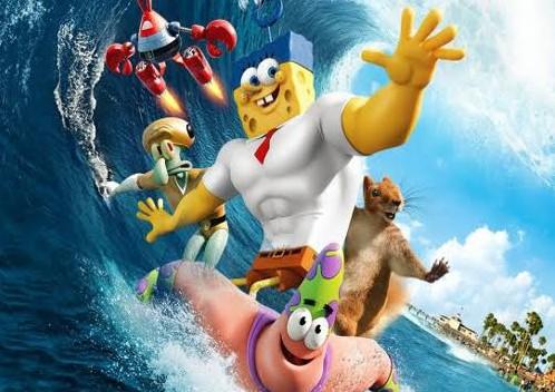 Spongebob on Netflix