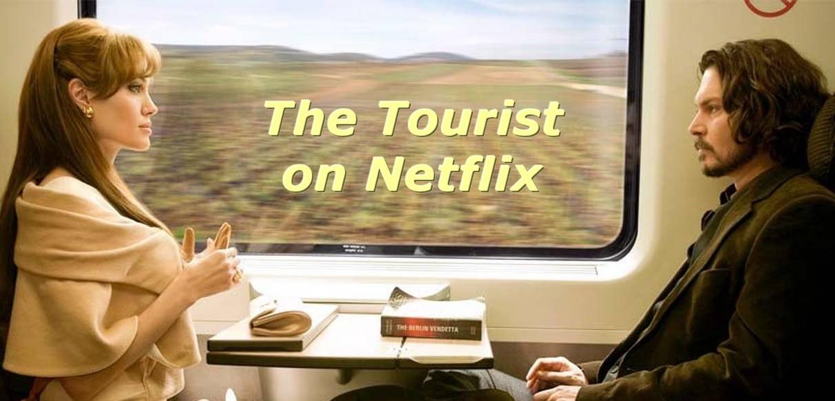 The Tourist on Netflix