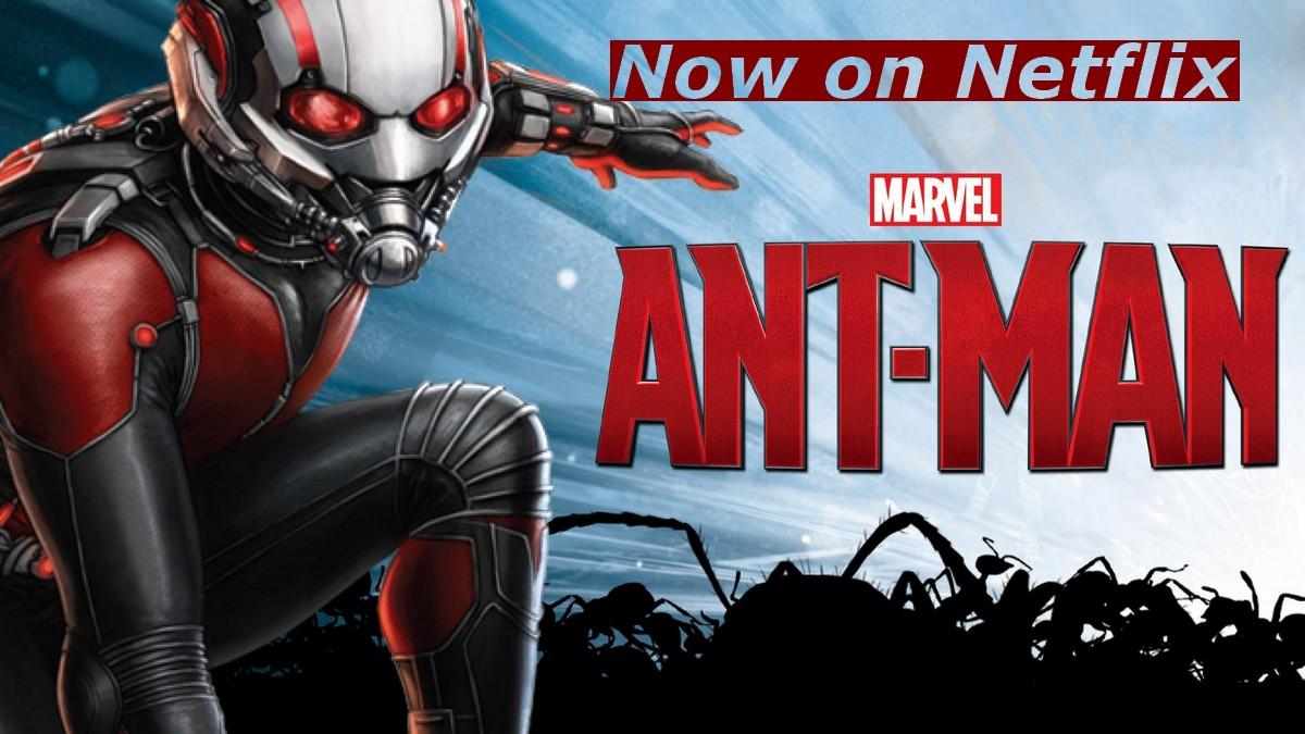 watch ant-man on netflix