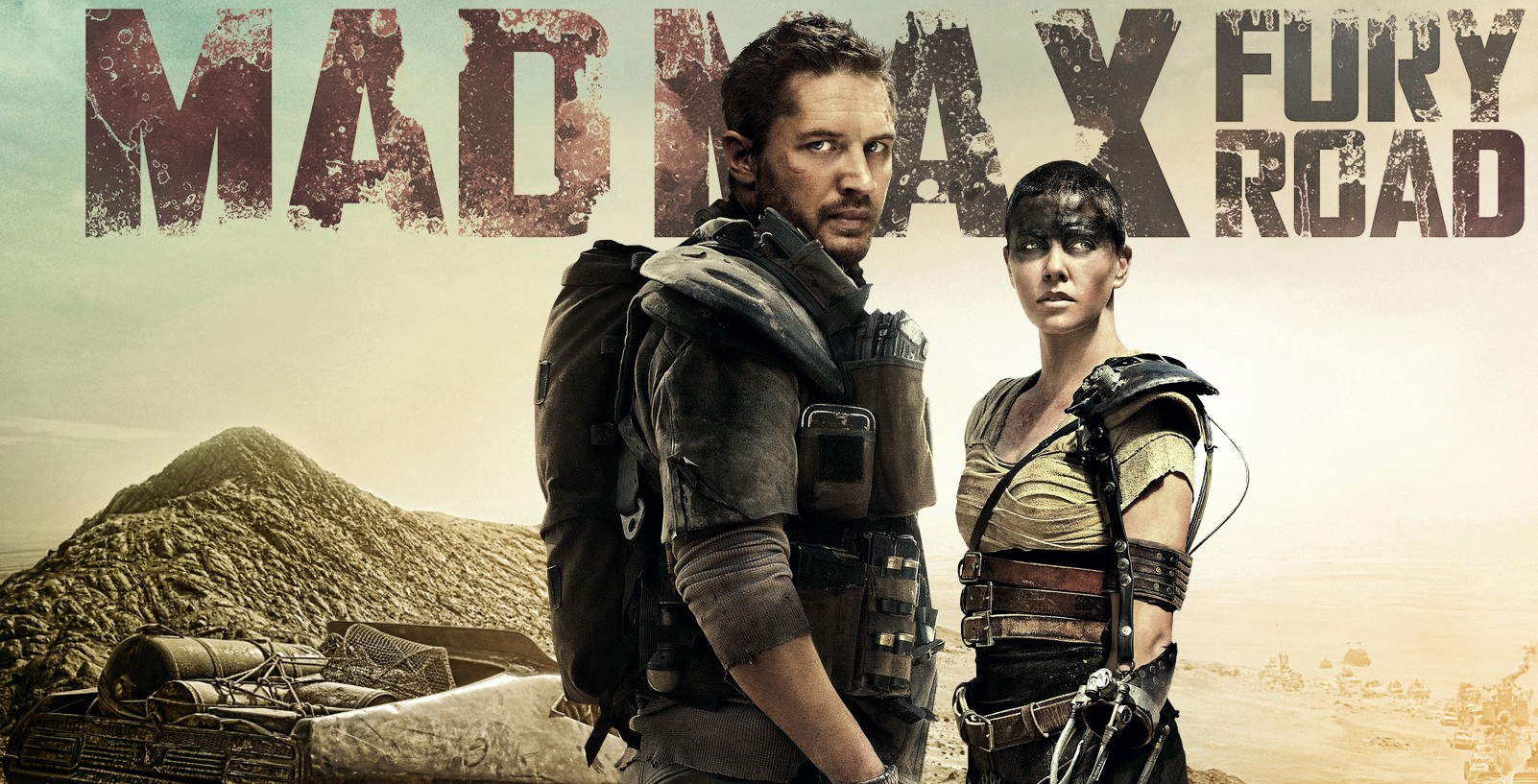 Mad Max Fury Road on Netflix