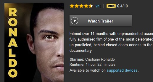Watch Ronaldo On Netflix Watch Netflix Abroad
