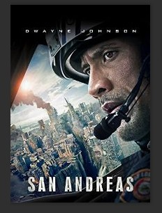 San Andreas on netflix