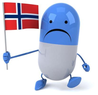 Norwegian Netflix abroad
