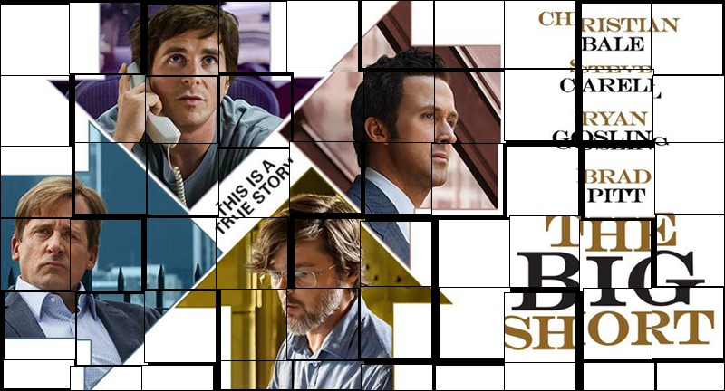 The Big Short on Netflix