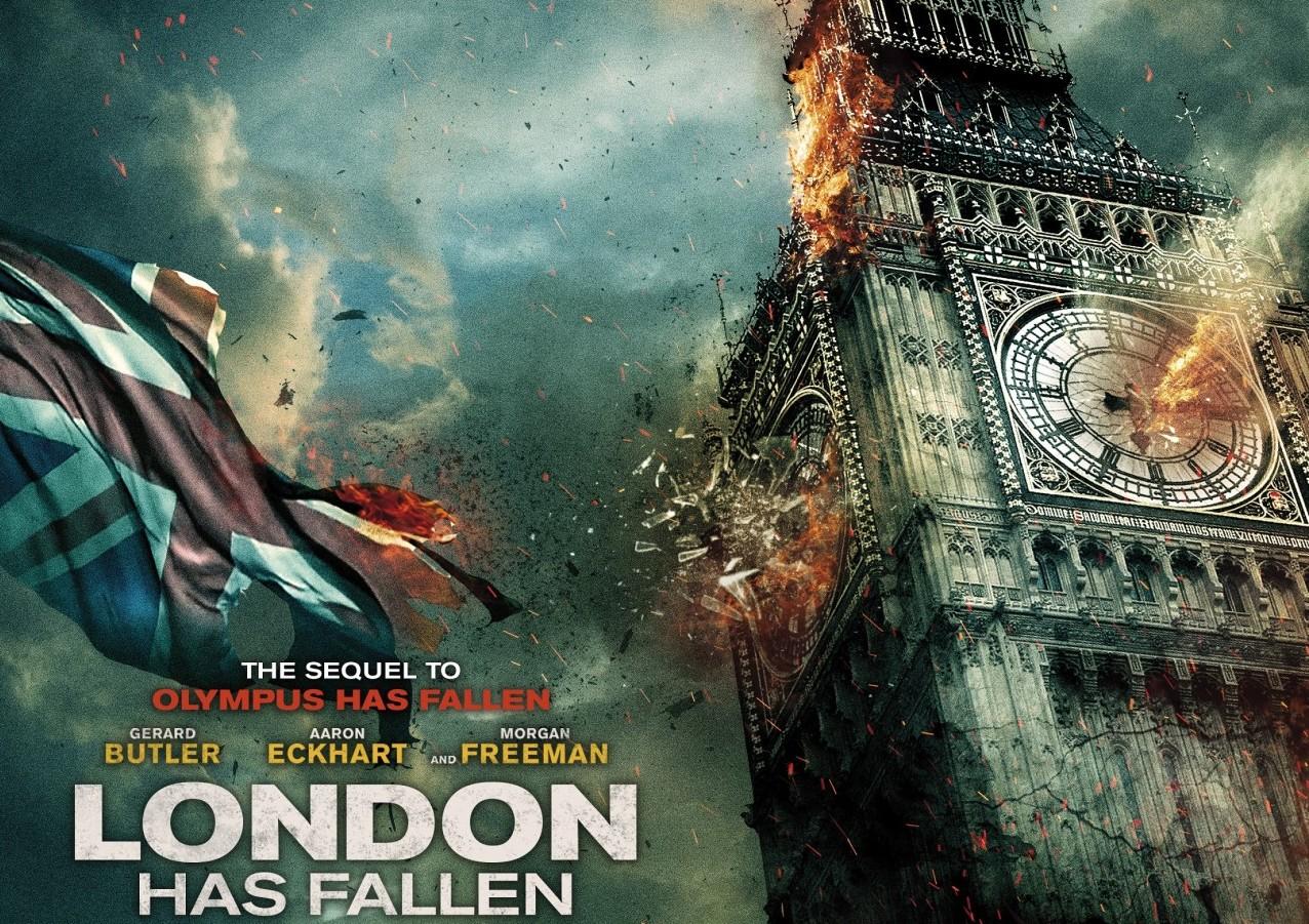 London has FAllen on Netflix