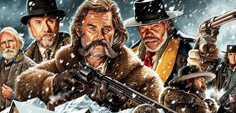 The Hateful Eight on Netflix
