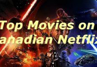 top movies on Canadian Netflix