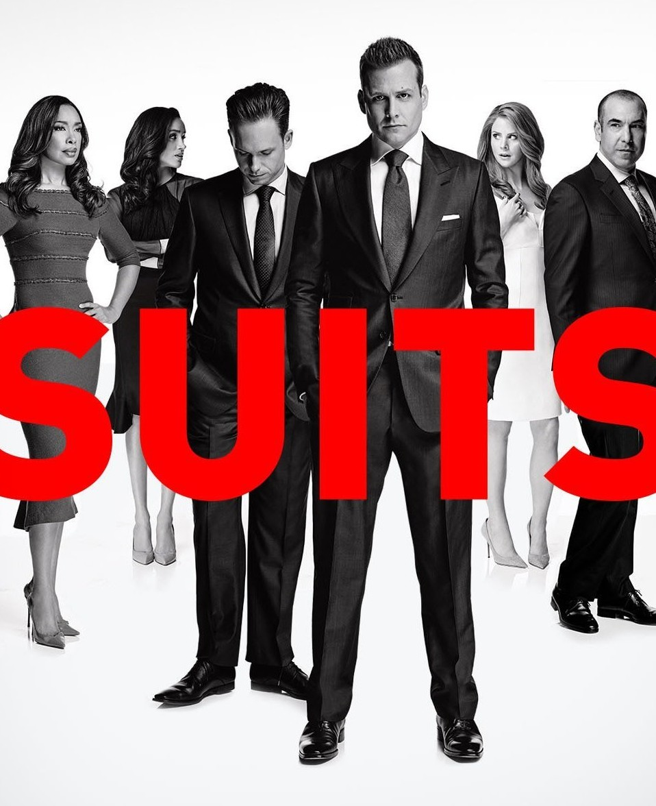 Watch Suits season 1-8 on Netflix - Watch Netflix abroad