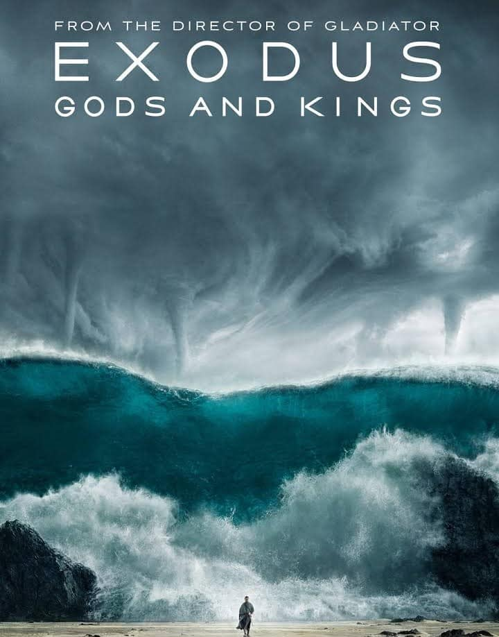 Exodus Gods and Kings on Netflix