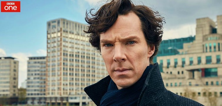 Sherlock Season 4 on Netflix
