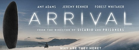 ARrival on Netflix