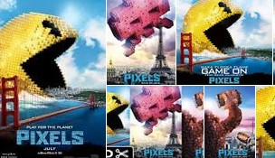Watch Pixels on Netflix