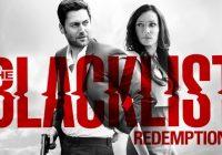 The Blacklist Redemption on Netflix