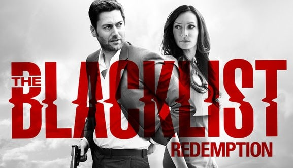 The Blacklist Redemption on Netflix