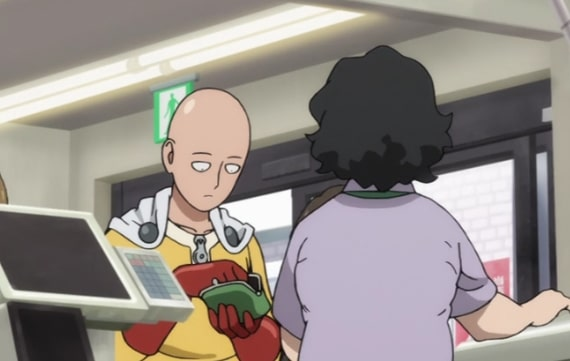 Watch One Punch Man on Netflix