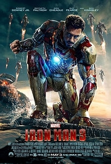 Iron Man 3 on Netflix